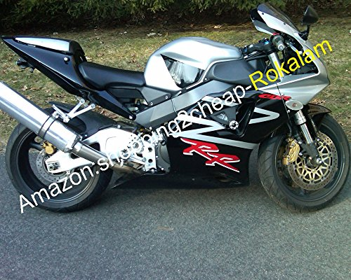 Hot Sales,para Honda 02 03 CBR900RR 954 954RR CBR 900RR CBR900 RR 2002 2003 Moto Kit de carenado de color negro (moldeo por...