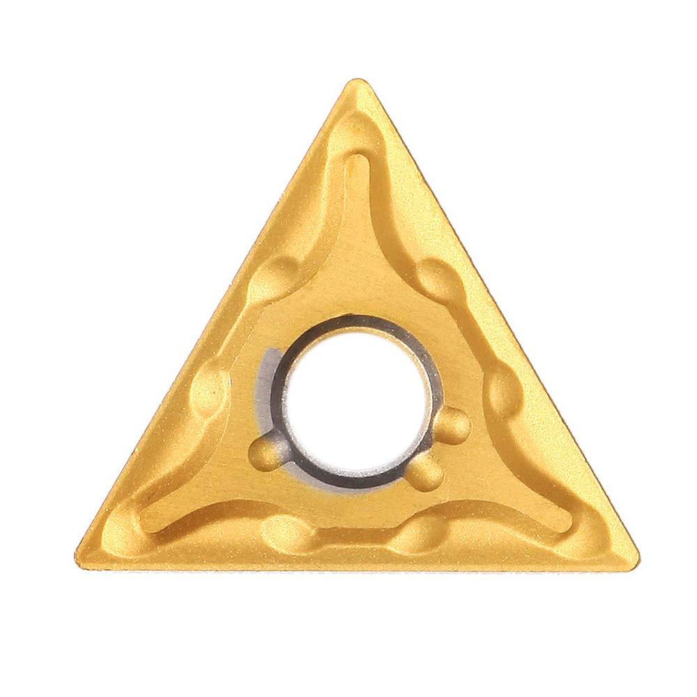 30pcs Metal Indexable Carbide Turning Insert Blades CNMG 431 TNMG 331 for Lathe Turning Tool Holder WNMG 431