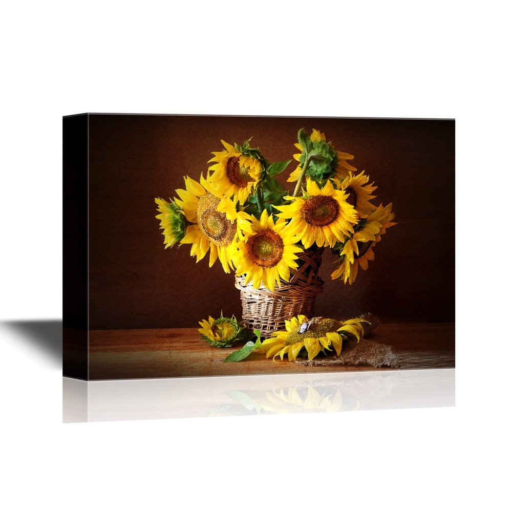 murals sunflower beatyfull wonderful wall wallpaper decor field tumblr sunflowr stickers