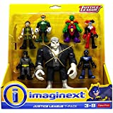 Fisher Price Imaginext Justice League 7-Pack with Solomon Grundy
