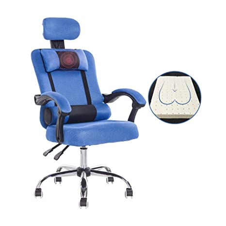 Amazon.com: Bseack - Silla de oficina giratoria, reclinable ...