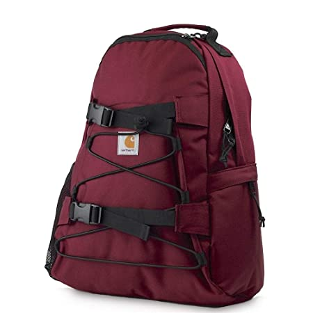 Carhartt Kickflip Backpack Mulberry Rucksack 1006288-61 Carhartt Bags   Amazon.co.uk  Luggage