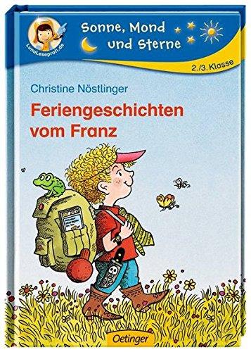 Feriengeschichten vom Franz (Sonne, Mond und Sterne)