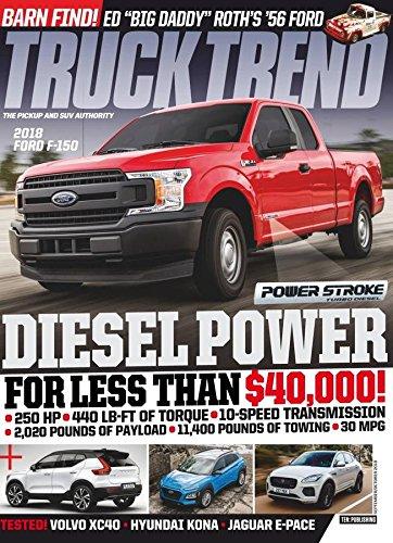Magazines : Truck Trend