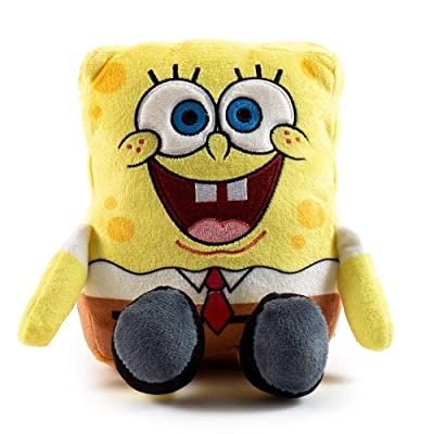 "Spongebob Squarepants Nick 90's Phunny Plush 7"" by Kidrobot: Office Products"