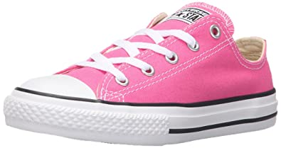 658e50ca95dd Converse Kids Girls  Chuck Taylor All Star Seasonal Ox (Infant Toddler)