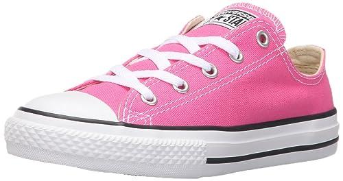 Converse Kids Girls  Chuck Taylor All Star Seasonal Ox (Infant Toddler) 2713ae36478