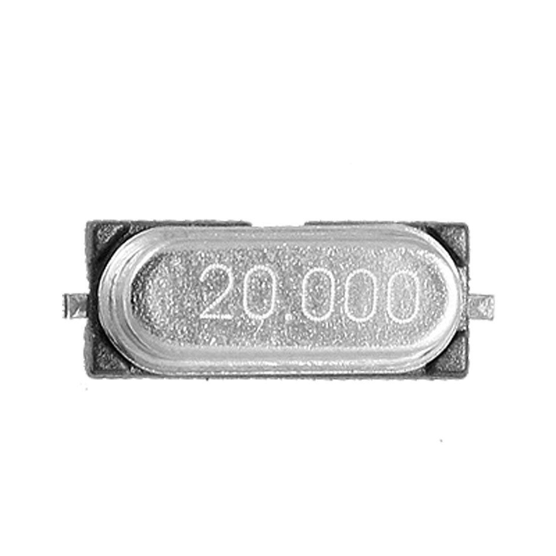 Aexit 50 x 20.000MHZ 20 MHZ 20M HZ Crystal Oscillator HC-49S