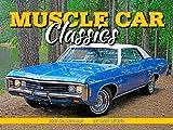 Muscle Car Classics 2018 Calendar