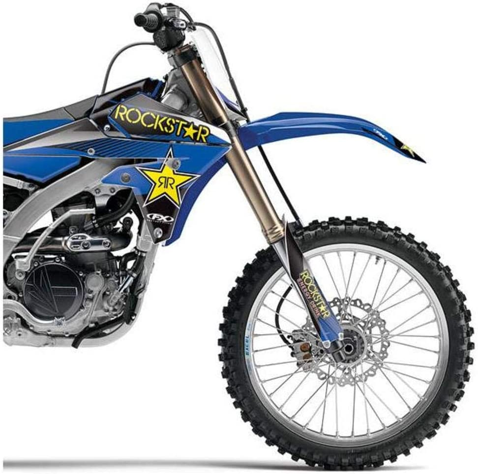 Factory Effex 18-07336 Complete Shroud//Trim//Lower Fork Graphic Kit