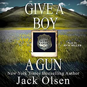 Give a Boy a Gun Audiobook