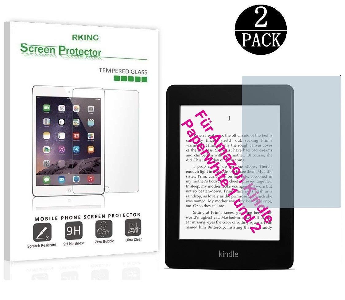 RKINC Protector de Pantalla para Kindle Paperwhite, Cristal ...