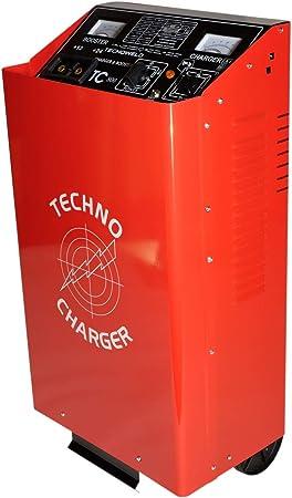 Chargeur démarreur de batterie 12 24V AWELCO Charge 60A auto
