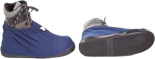 Unbekannt 2 Paar Kinder Wiederverwendbar Schuh/überzieher Flanell /Überschuhe /Überziehschuhe /Überzieher