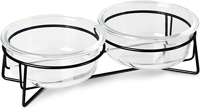 Top 10 Cat Glass Food Bowls