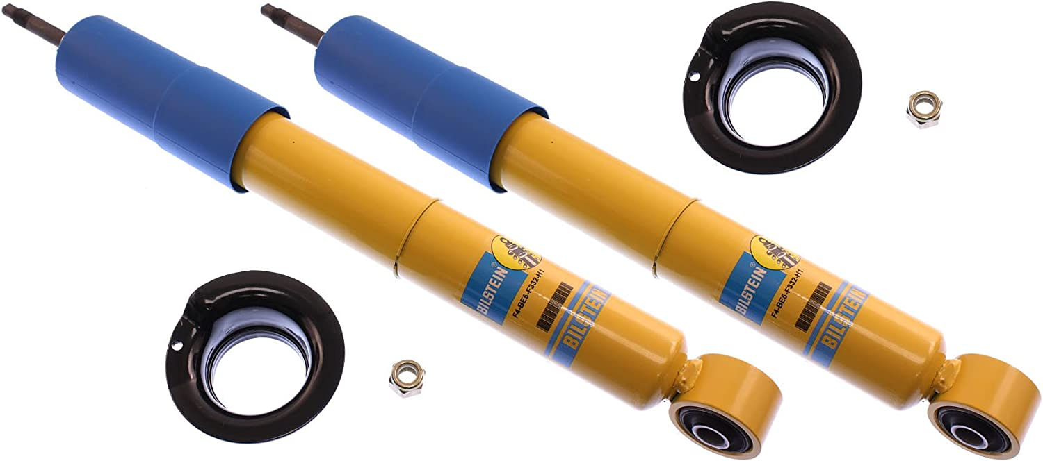 NEW BILSTEIN FRONT /& REAR SHOCKS FOR 96-02 TOYOTA 4RUNNER 4WD 1996 1997 1998 1999 2000 2001 2002 4600 SERIES 46MM SHOCK ABSORBERS