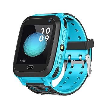 DS38 pingonaut Kid Watch - Niños GPS Teléfono de reloj, 1,2 ...