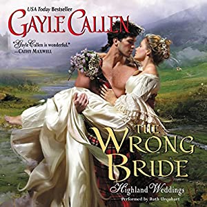 The Wrong Bride Audiobook