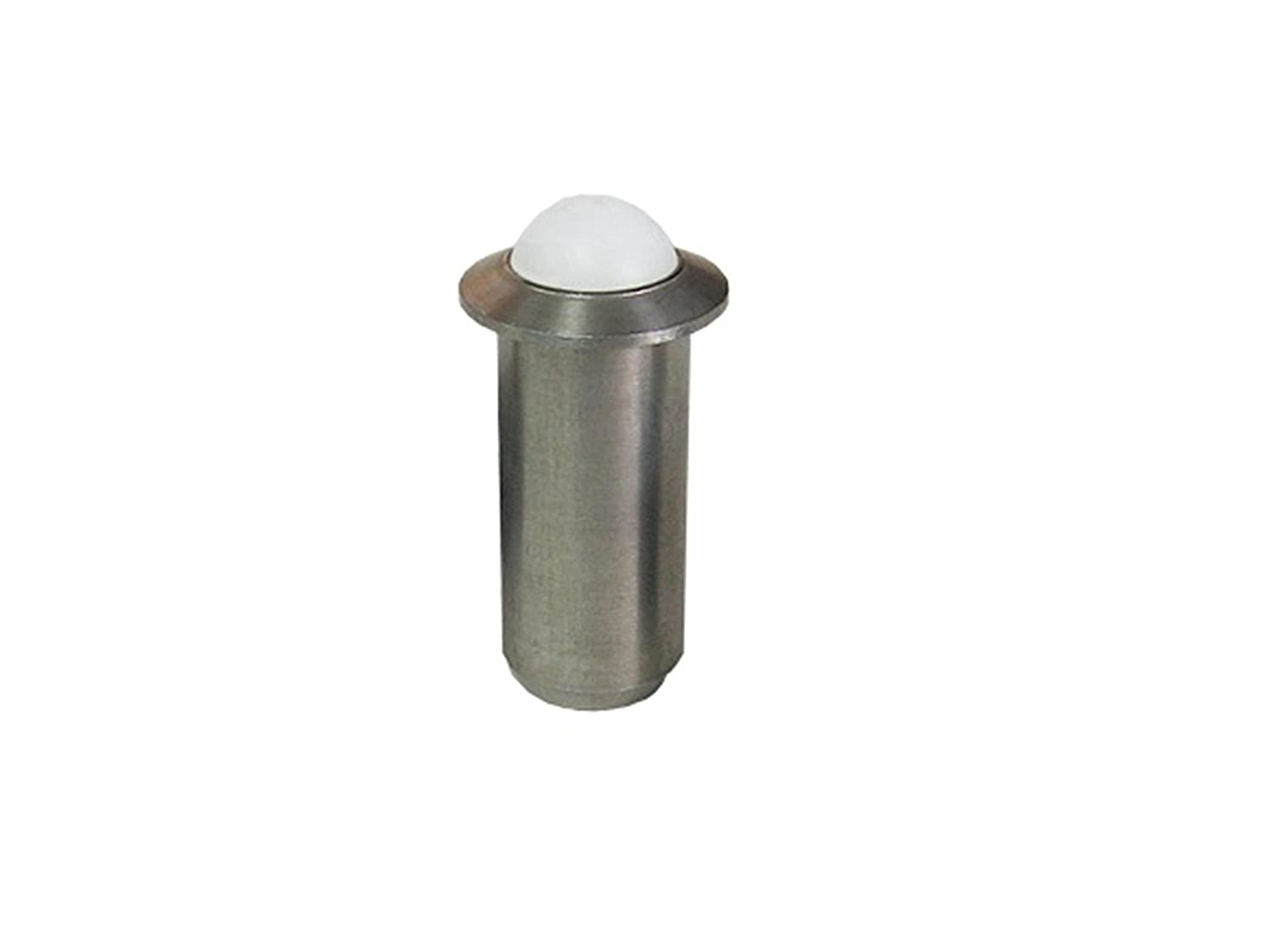 Inc. Ball /& Spring Plunger SSWPFN10-4B Press Fit Ball Nose Plunger Standard End Force with Nylon Ball S/&W Manufacturing Co