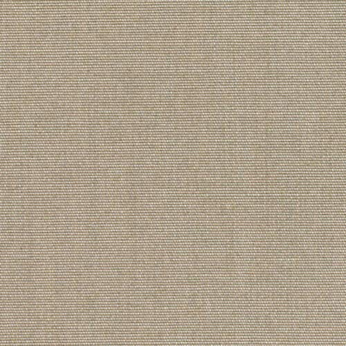 Genuine Sunbrella Canvas Taupe #5461 Indoor/Outdoor Upholstery Fabric by The Yard (First Quality)