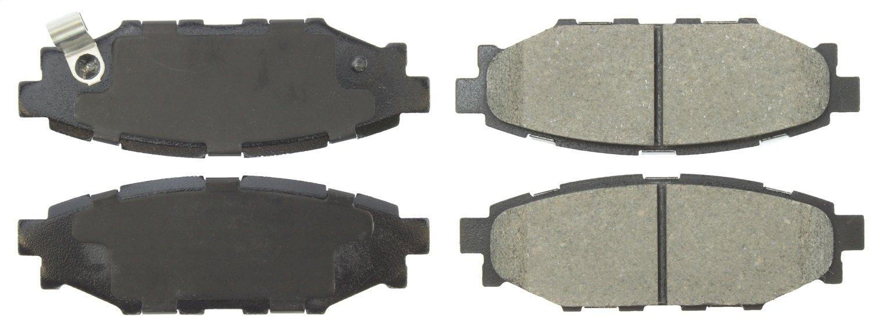 StopTech 309.11140 Street Performance Rear Brake Pad