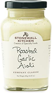 product image for Stonewall Kitchen Roasted Garlic Aioli, 10.25 Ounce