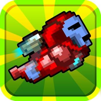 Flappy IronPants - Bird Man Flyer