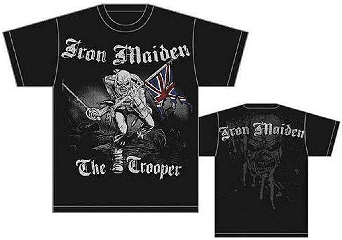 Unbekannt Iron Maiden T-Shirt Sketch Trooper