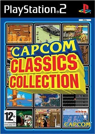 Capcom Classics Collection, PS2 - Juego (PS2): Amazon.es: Videojuegos