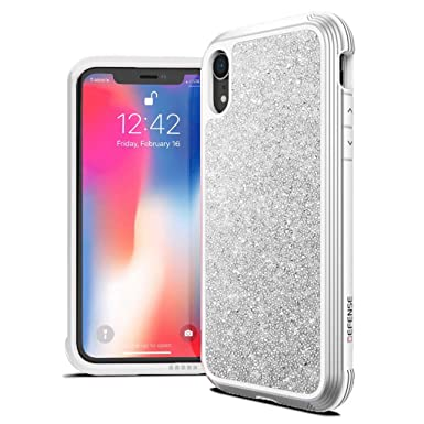 wholesale dealer b95eb d1204 X-Doria Compatible 2018 New iPhone Xs Max, iPhone 6.5 inch Case, Defense  Lux Series, Military Grade Drop Tested from 10ft, Protective Case for Apple  ...