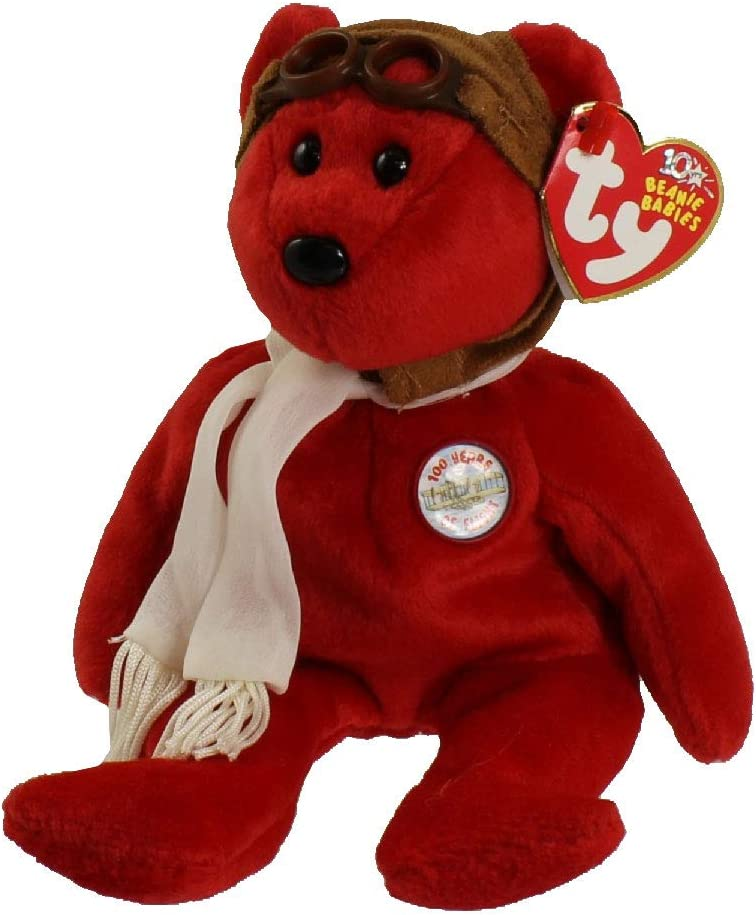 Ty Beanie Baby BEARON the Bear