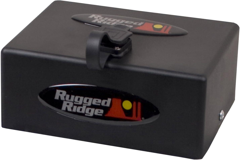 Rugged Ridge 15103.11 Winch Solenoid Box Rugged Ridge Winches