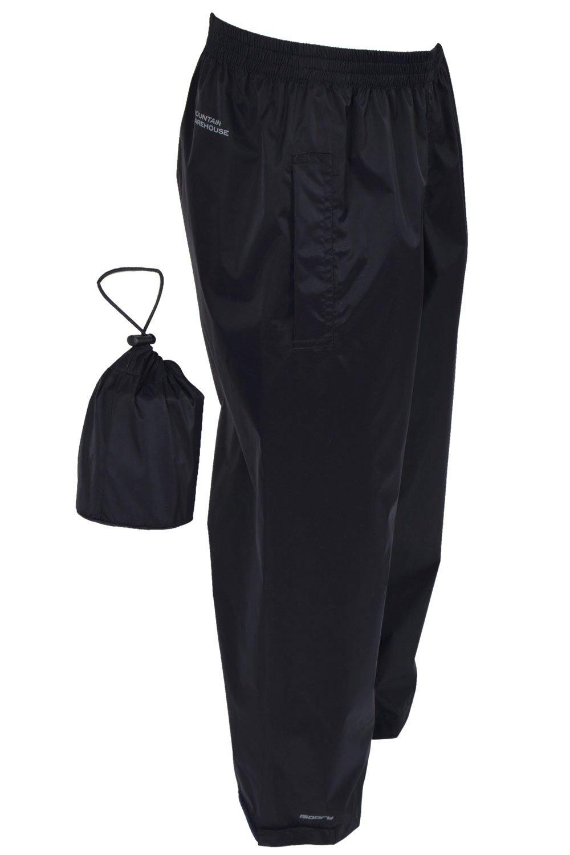 Mountain Warehouse Pakka Kids Fold Away Protective Rain Pants 018775005010