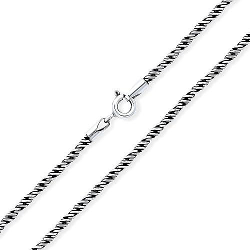 Diamond Oxidised Sterling Silver Love Pendant