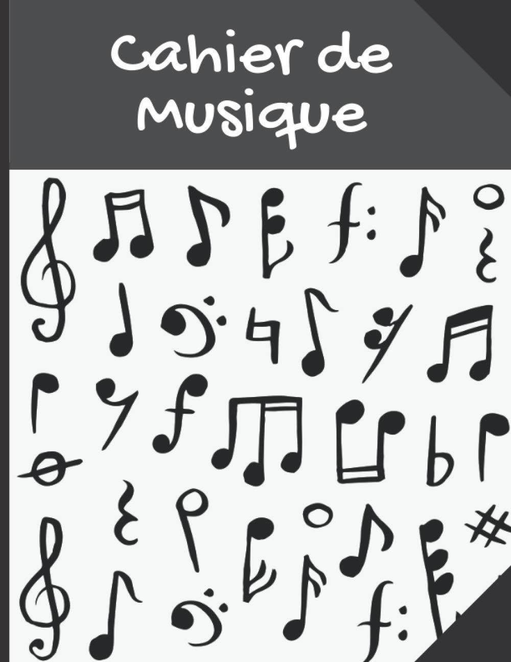 Cahier De Musique Pour La Composition Musicale Avec 10 Portees Par Page Partitions Vierges Idee Cadeau Musicien French Edition Matt Ecolier Editions 9798684813085 Amazon Com Books