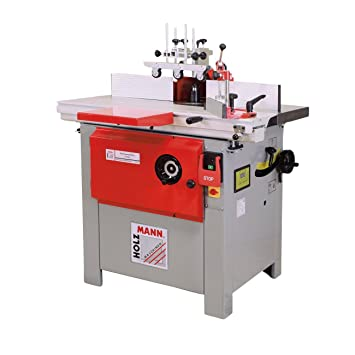 Holzmann husillo basculante mesa fresadora máquina FS 200SF 400 V ...
