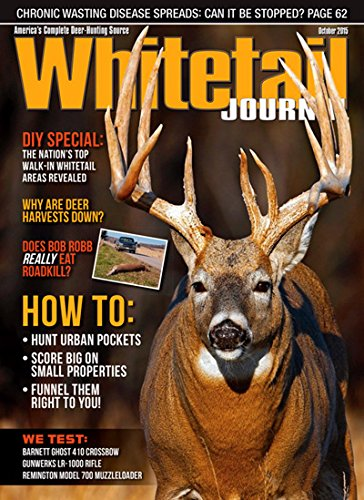 Whitetail Journal - Magazine Subscription from MagazineLine (Save 60%)