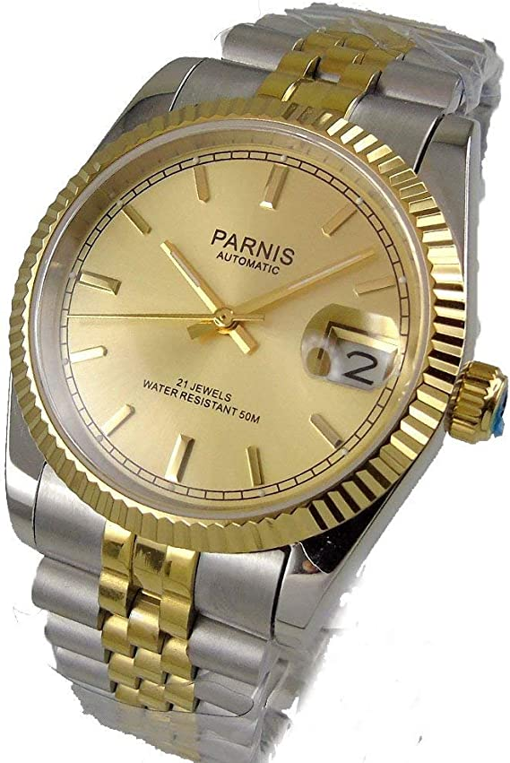 Parnis Datejust Automatic