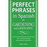 Spanish Phrases For Landscaping Professionals English And Spanish Edition Arbini Dominic Holben Jason 9780965971713 Amazon Com Books