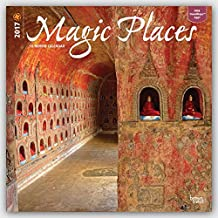 Magic Places 2017 Square (English, French and Spanish Edition)