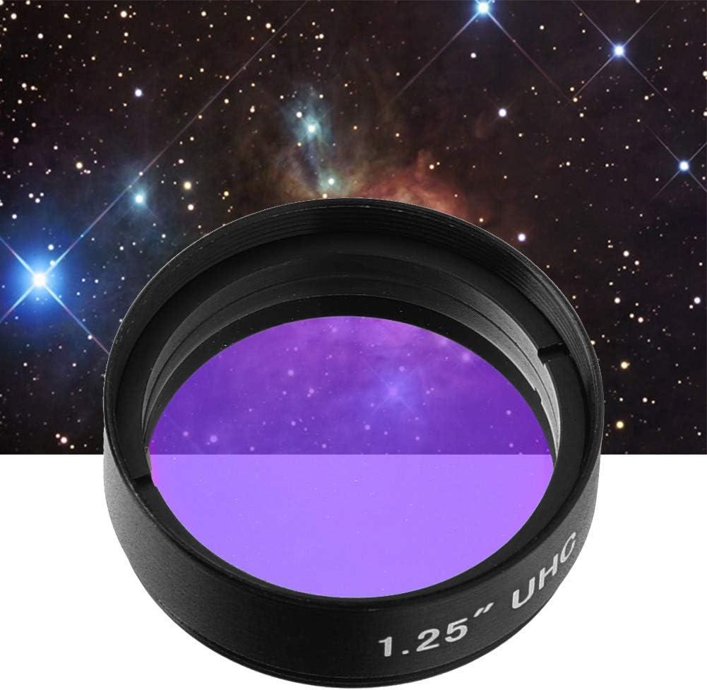 cigemay Filtre de t/élescope Oculaire monoculaire Lentille r/ésistante /à lusure et /à la Corrosion pour lobservation astronomique