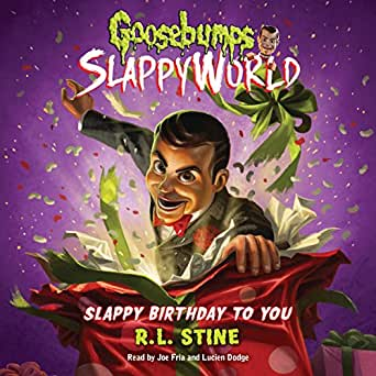Amazon.com: Slappy Birthday to You: Goosebumps Slappyworld