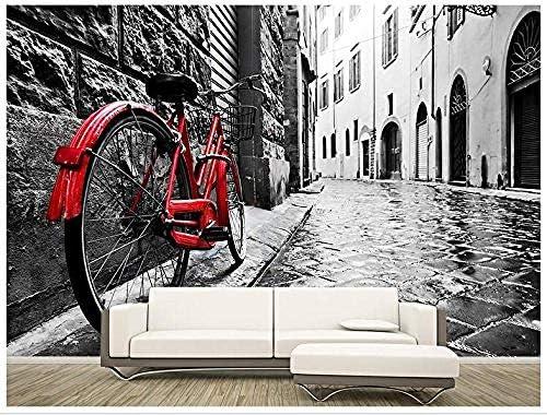 壁の3D壁紙3 D写真の壁紙壁紙壁画都市バイクの背景の壁3 Dテレビ設定壁デッカー-300x210cm