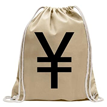 Kiwistar símbolo del Yen Japonés Divertido Mochila Deportivo para ...