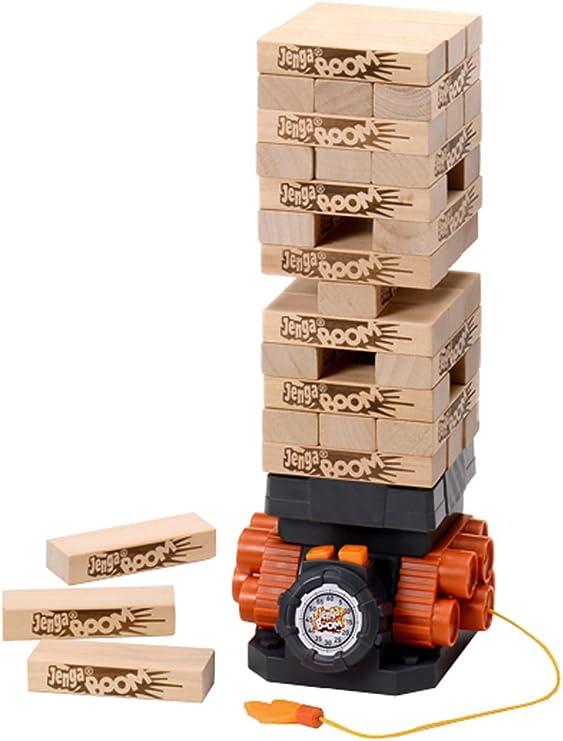 Jenga boom (japan import): Amazon.es: Juguetes y juegos