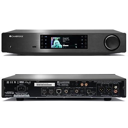 Amazon.com: Cambridge Audio CXN v2 Network Streamer in Black ...