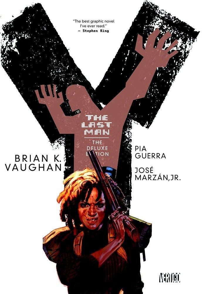 Y: The Last Man, Book 2, Deluxe Edition ebook