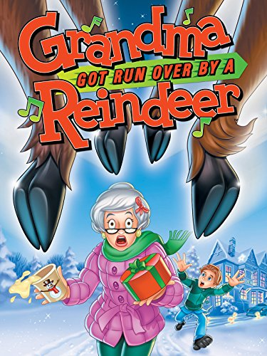Amazon Com Grandma Got Run Over By A Reindeer Elmo