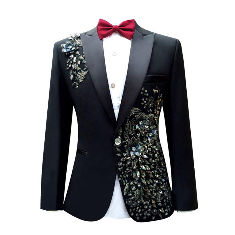Judi Dench@ Matrimonio giacca modello maschile giacche smoking del partito di promenade uomo Blazer JDMEN067