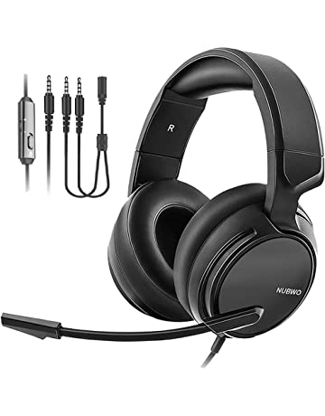 1d96e244f4b NUBWO N12 Gaming Headset & Xbox one Headset & PS4 Headset,3.5mm Surround  Stereo